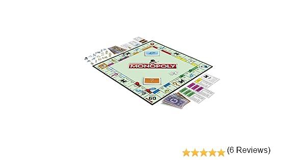 Monopoly Token Madness Juego: Amazon.es: Juguetes y juegos