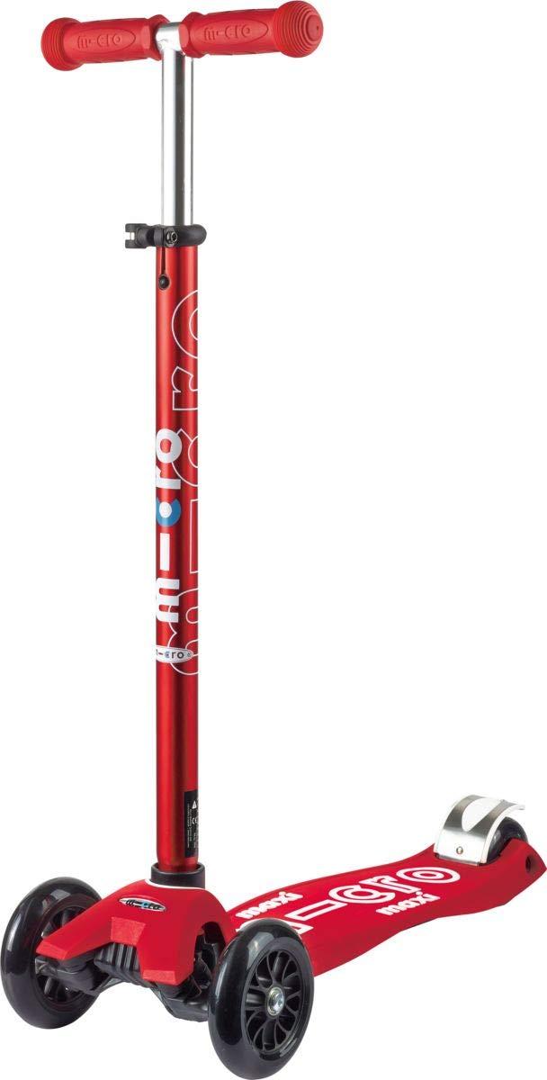 Maxi Micro Deluxe - Patinete Rojo mmd026
