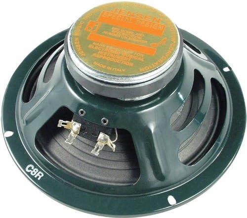 8-Inch Green C8R8 Jensen Speaker