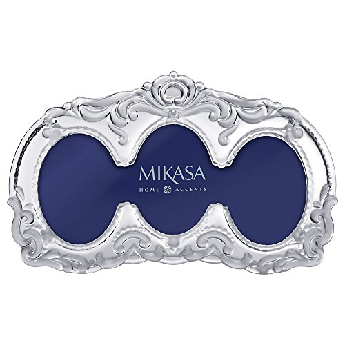 Mikasa Princess Triple crystal frame (Frame Triple Oval)