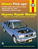 Nissan Pick-Ups, Haynes and Ken Freund, 1563926105