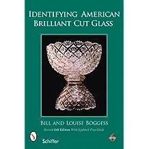 Identifying American Brilliant Cut Glass