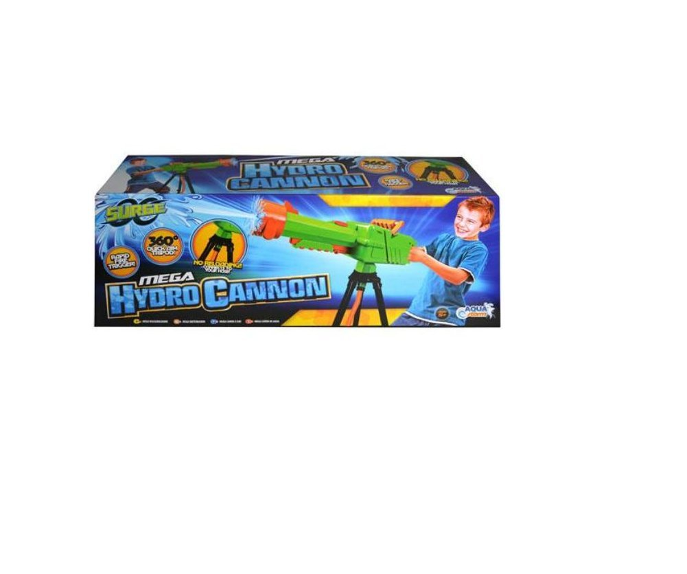 Aqua Storm Hydro Cannon Fun Cool Toys by Aqua Storm