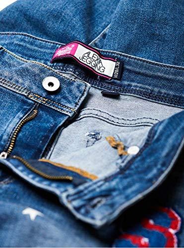 Jeans Alexia Superdry Alexia Superdry Blue Blue Superdry Jeans Jeans d4qRgxwd