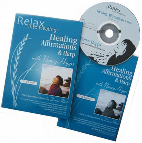 Award Winning Cd (HEALING AFFIRMATIONS & HARP: Soothing and Scientifically Sound Positive Affirmations for Self-Healing (AWARD-WINNING CD/Booklet) (Relax Into Healing Series))