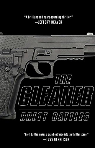 The Cleaner (A Jonathan Quinn Novel Book 1)