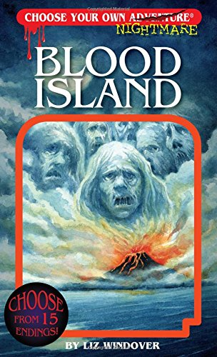 Blood Island (Choose Your Own Adventure - Nightmares) (Choose Your Own Nightmare)