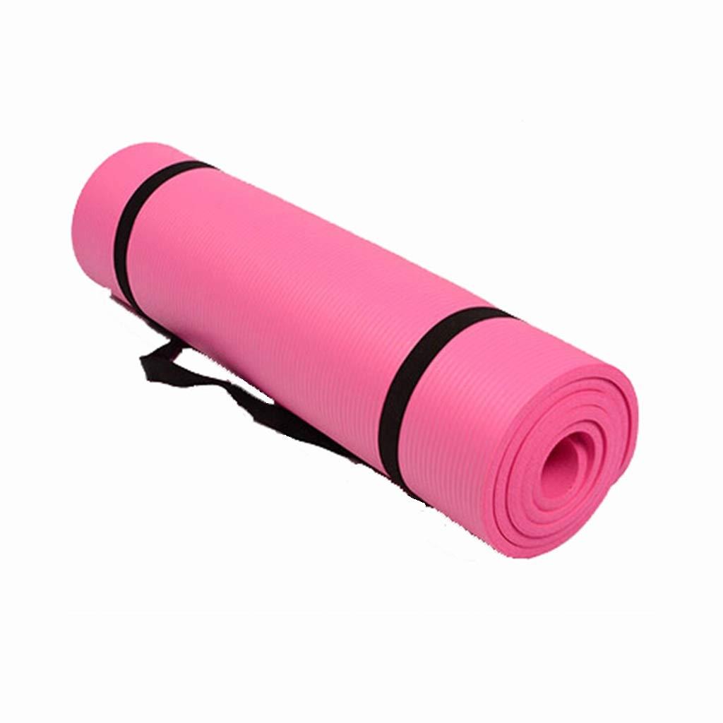 Amazon.com : Jzmai Yoga mat Yoga Mat Unscented 60cm Wide ...