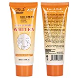Expxon Perfect Cover BB Cream Face Blemish Balm Skin Whitening Care Concealer 60g,Fade Dark Spots Freckles Hyperpigmentation Melasma and Discolorations