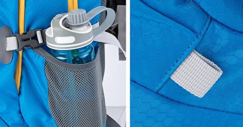 Naturehike 30L mochila impermeable mochila ultraligero ciclismo escalada de camping senderismo hombres bolso de las mujeres mochilas (Green) Sky Blue