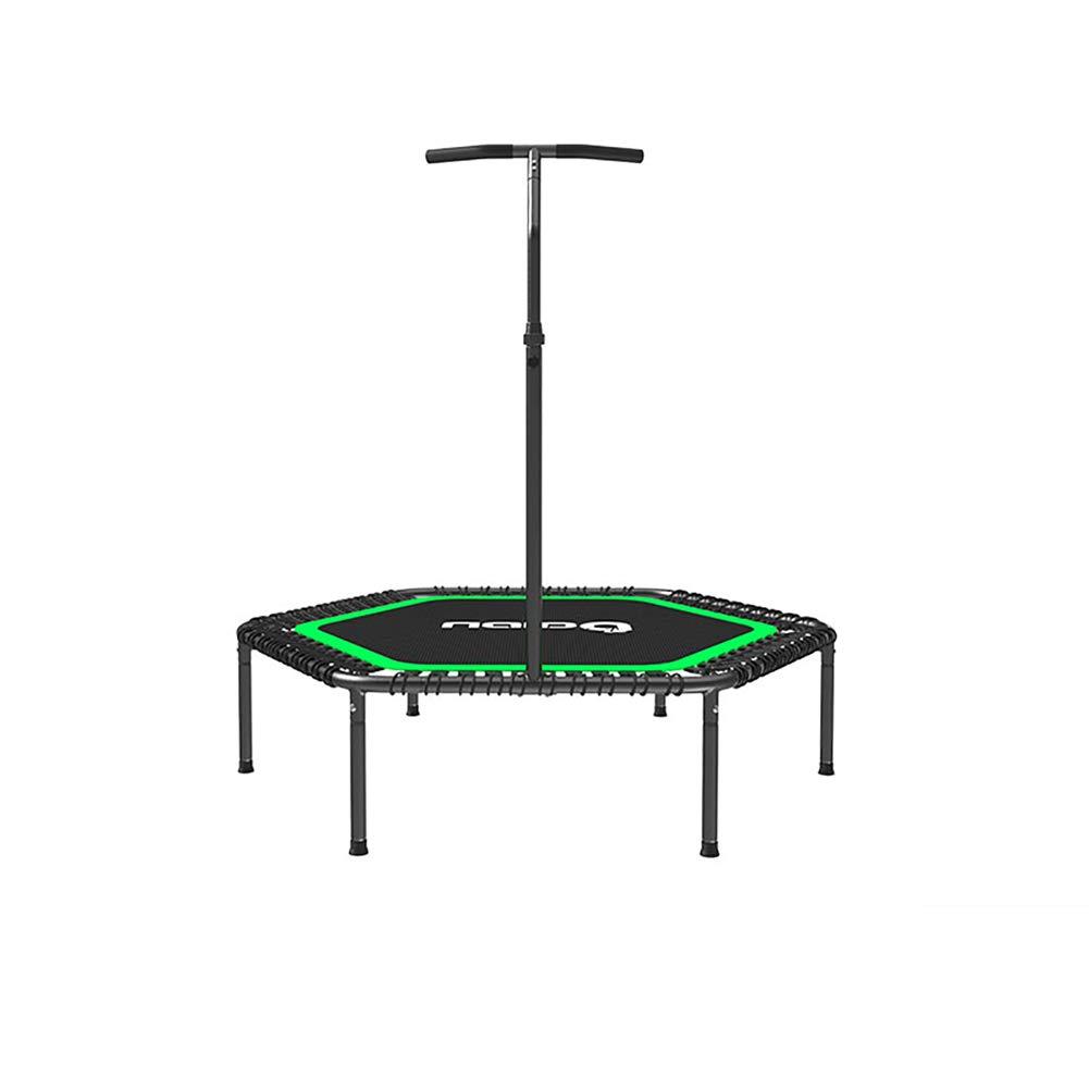HECHEN Gymnastik-Fitnessstudio Für Haushaltstrampoline Mit Einem Gewicht Von 150 Kg - Innenhilfe Zur Erhöhung des Gewichtsverlust-Trampolins Im Bett