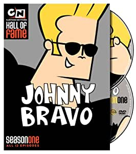 Johnny Bravo: Season 1 (Cartoon Network Hall of Fame)