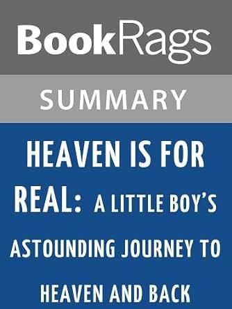 heaven is for real burpo pdf