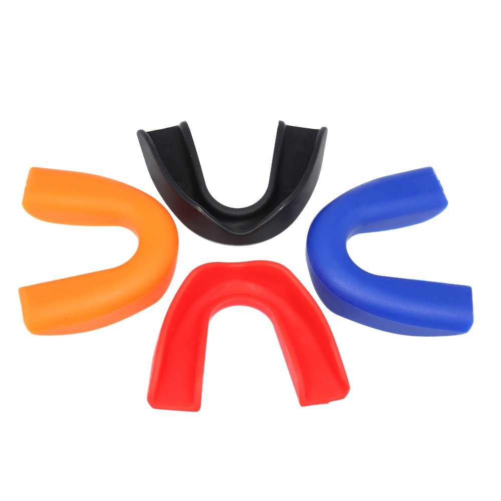 Anself 1Pc Silicone Teeth Orthodontic Trainer Tooth Alignment Appliance Teeth Orthodontic Retainer Dental Tray Mouthguard W6057-DZDNHN