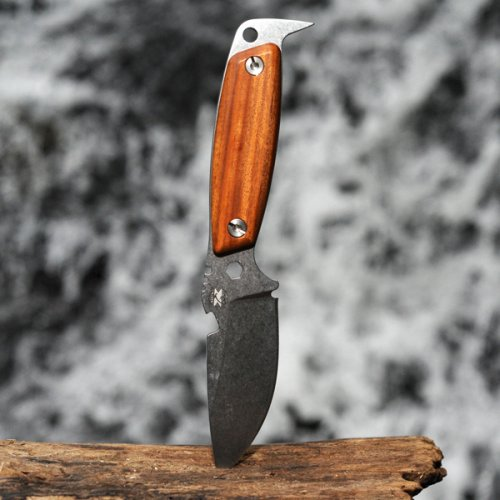 DPX Hest 2 Woodsman Fixed Blade
