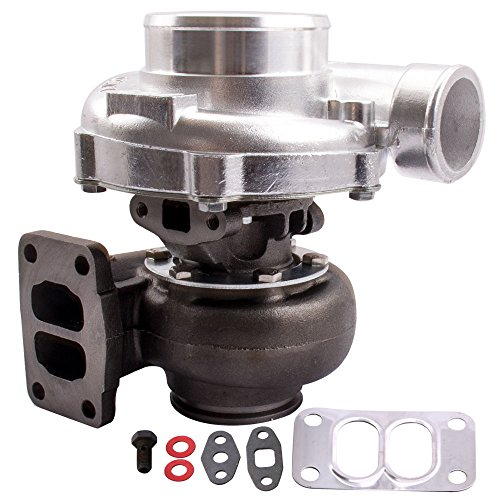 Universal T70 Universal Turbo Charger .70 A/R 0.82 Turbine T3 V Band Flange Oil 600+HP ()