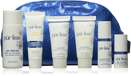 Purlisse Ageless and Beautiful Jet Set Starter Kit (Purlisse Pur Protect compare prices)