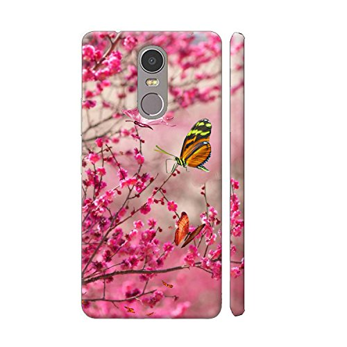 0c205429176 Clapcart Redmi Note 4 Butterflies Designer Printed  Amazon.in  Electronics