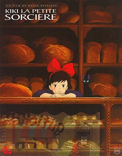 Kiki's Delivery Service (11 x 14 Poster French G) POSTER (11