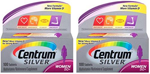 Centrum Silver Women 50+ Multivitamin/Multimineral…