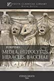 img - for Medea, Hippolytus, Heracles, Bacchae: Four Plays (Focus Classical Library) book / textbook / text book