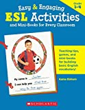 ESL Activities and Mini-Books for Every Classroom