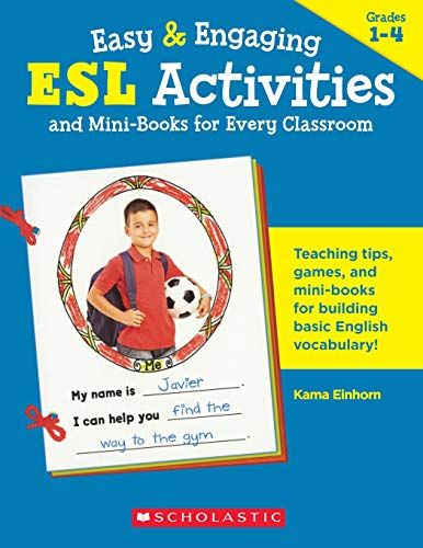 ESL Activities and MiniBooks for Every Classroom