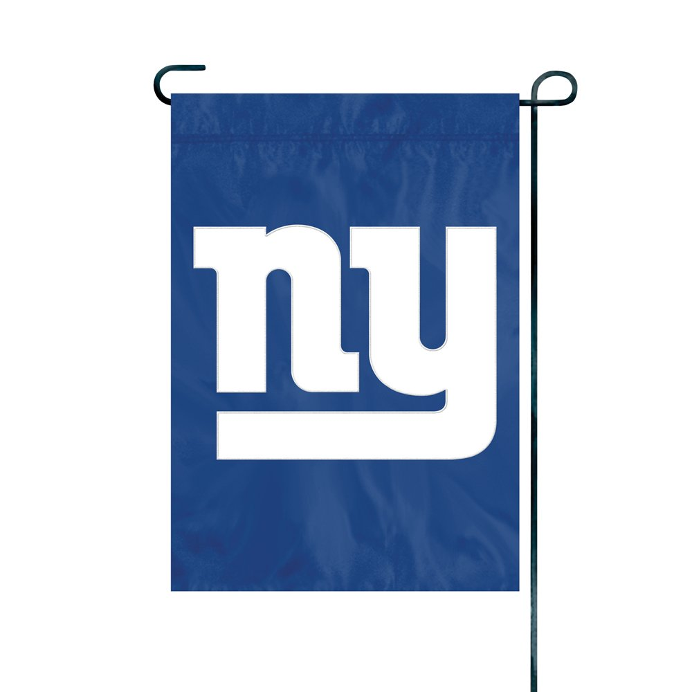 18 x 12.5 The Party Animal NFL New York Giants NFL Garden Flag Blue