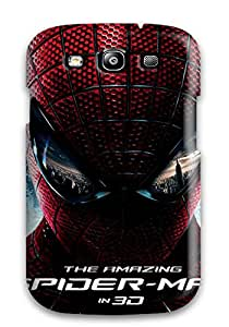 Evelyn C. Wingfield's Shop High Quality The Amazing Spider-man 3 Tpu Case For Galaxy S3 1883301K56394420