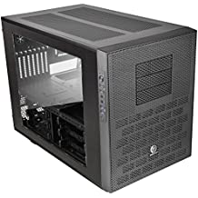 Thermaltake Core X9 Black Edition E-ATX Stackable Tt LCS Certified Cube Computer Chassis CA-1D8-00F1WN-00