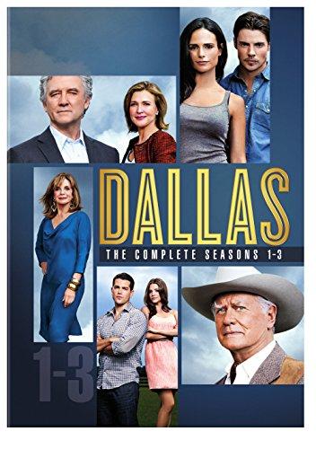Dallas Seasons 1-3