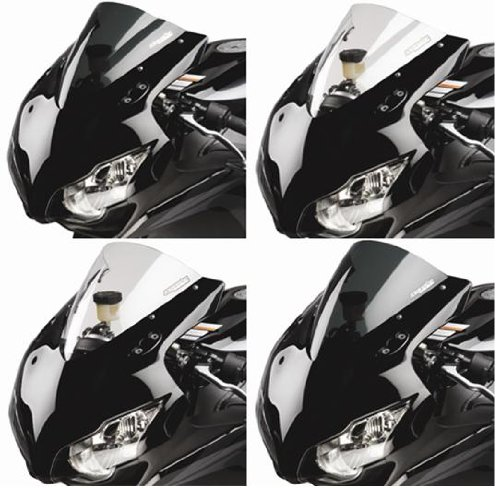 Hotbodies Racing K0614-WSS-CLR Clear Stock Replacement SS Windscreen