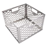 Oklahoma Joe's 5279338P04 Firebox Basket, Silver