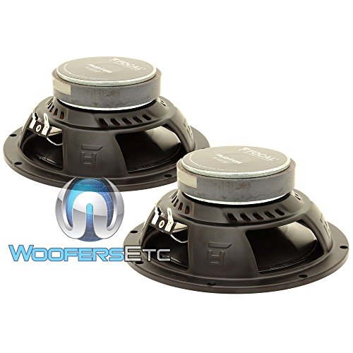 pkg Focal Auditor R-165S2 6.5'' 120W RMS 2-Way Component Speakers and Focal Auditor R-165C 6.5'' 120W RMS 2-Way Coaxial Speakers by Focal (Image #4)
