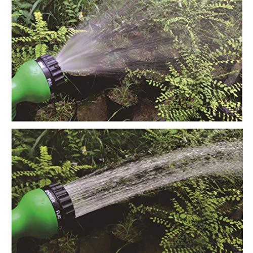 Xiaochou@sl Tubo per irrigazione da da da giardino 3 volte, tubo di irrigazione retrattile Tubo telescopico in plastica con pistola a spruzzo, Dimensioni  28x28x10,5 cm giardinaggio | Materiali Accuratamente Selezionati  | Dall'ultimo modello  | Autentico  173dc6