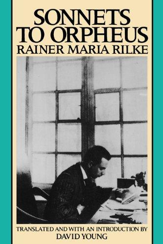 Rilke sonnets to orpheus online dating