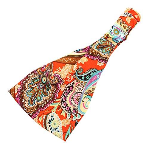 JYS365 Batik Headband for Sports or Fashion, Yoga or Travel - 5