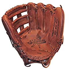 SHOELESS JOE H-WEB BASEBALL BALLGLOVE H-Web Professional Series glove is an excellent choice for the ball player in your life. H-Web glove styles are for infielders, as they allow for a quick transfer to the throwing hand. Look great and play...