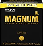 Trojan Magnum New Value Pack 36ct (Pack of 3)