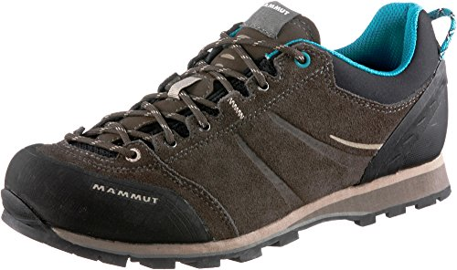 Mammut Wall Guide Low Women (Backpacking/Hiking Footwear (Low)) - bark/dtaupe