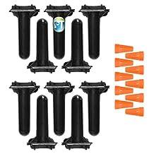 10 Pack PetsTEK® Waterproof Wire Splice Kit for Wire Break Repair in Electric In-Ground Dog Fence Systems