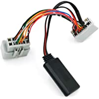 housesweet Auto Audio Ontvanger AUX in Bluetooth Adapter voor Volvo C30 C70 S40 S60 S70 S80 V40 V50 V70 XC70 XC90…