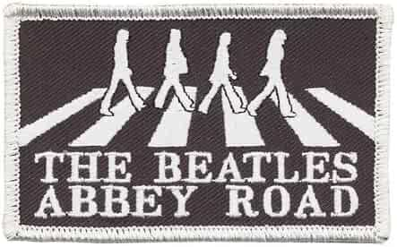 Beatles Patch: Abbey Road - -