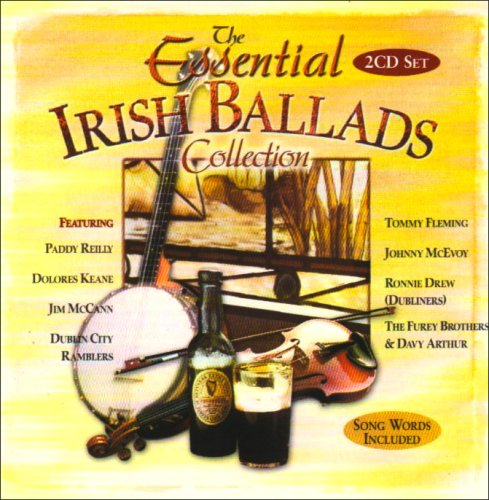 VARIOUS ARTISTS - Essential Irish Ballads Collec - Amazon