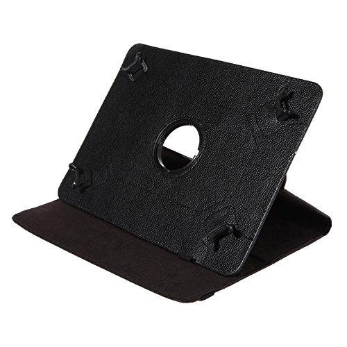 Bralexx Universal Tablet-Tasche für Blaupunkt ENDEAVOUR 1010 (26,3 cm (10 Zoll)) schwarz