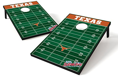 NCAA College Texas Longhorns Tailgate Toss (Texas Longhorns Pattern)
