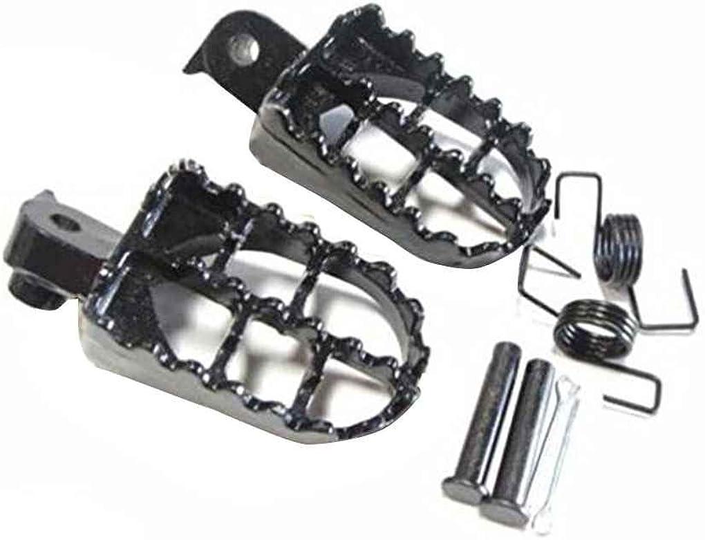Repose-pied Avant En Caoutchouc YAMAHA PW50 85-10,YT60 Tricycle 84,85 paire