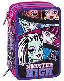 Escuela CASO 3 compartimientos - Monster High