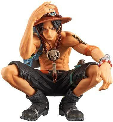 Banpresto One Piece 5.9-Inch The Portgas D Ace Figure, King of Artists Series, Special Version