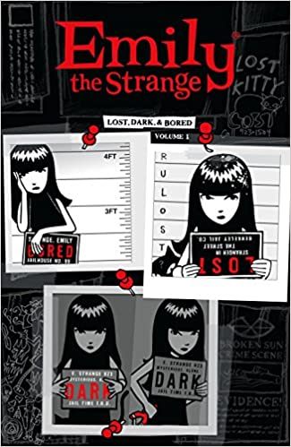 a96b43bf8e Amazon.com  Emily the Strange  Lost